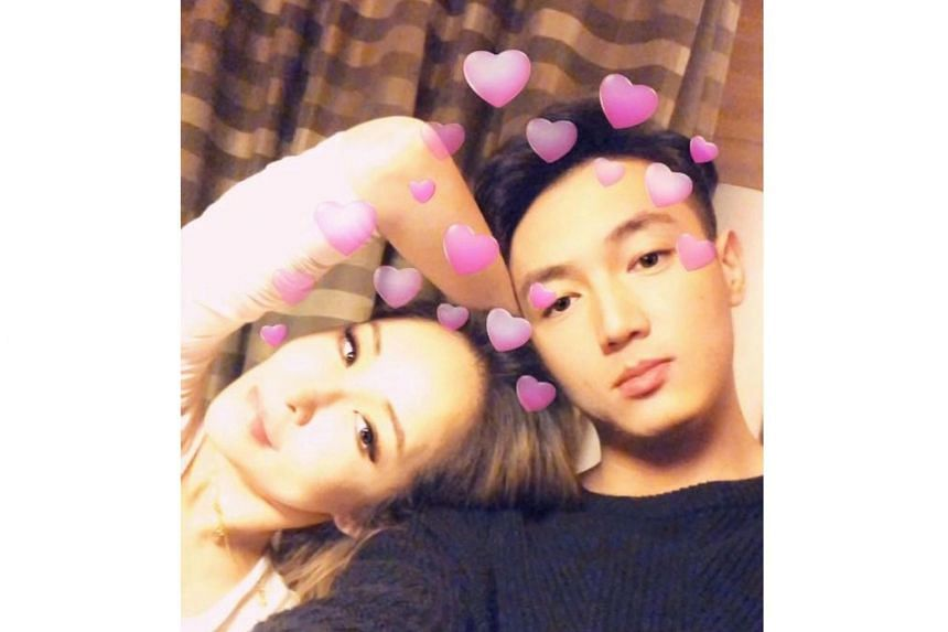Taiwanese singer Elva Hsiao went public with her relationship on her 40th birthday with model Justin Huang on Aug 24, 2019.