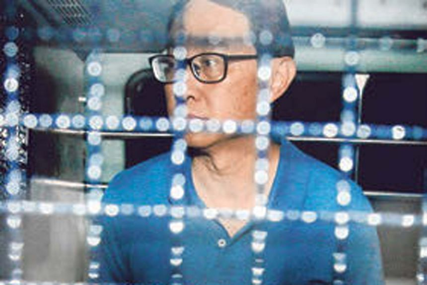 Chew Eng Han, who is still serving his extended jail sentence, is no longer with the church.