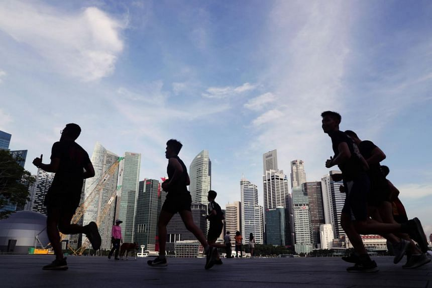Singapore's July 2029 debt that's been sold in the past yielded 1.83 per cent in the secondary market on Aug 22. That compares with 1.64 per cent for 10-year US Treasury notes.