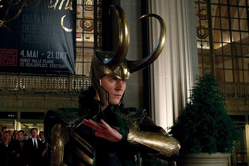 Tom Hiddleston will star in a series about his character Loki from the MCU's Avengers film.