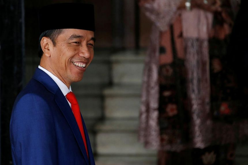 Indonesian President Joko Widodo recently sought lawmakers' approval to move the capital to Kalimantan island after first proposing the relocation in April.