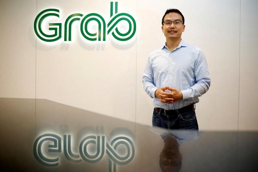 Vietnam ranks third or fourth among Grab's top markets, said Grab president Ming Maa.