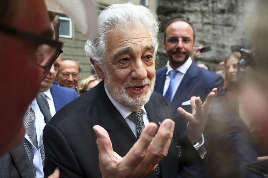 Madrid-born Placido Domingo has made more than 100 albums and picked up 14 Grammy awards.