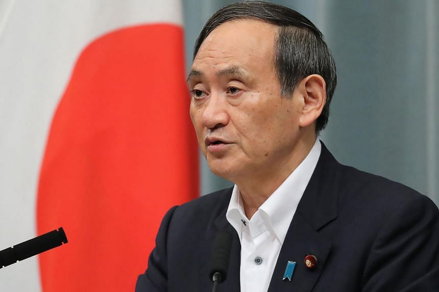 """""""Negotiations have been underway based on a joint statement the two countries agreed on last September,"""" Chief Cabinet Secretary Yoshihide Suga said."""