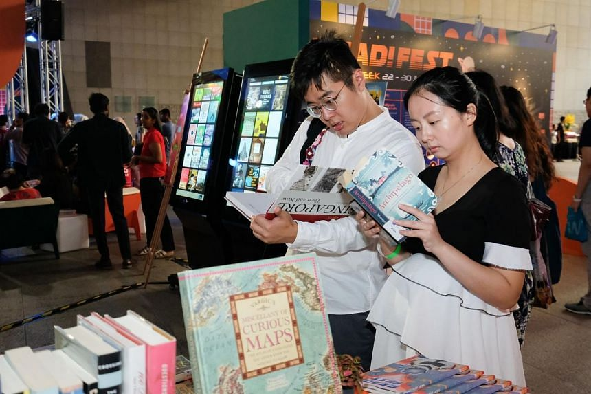 What did you miss at Read! Fest 2019? , Singapore News & Top Stories