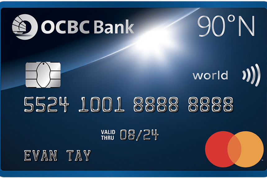 For its new OCBC 90°N Card, the bank aims to sign up 150,000 fresh graduates, young professionals, management, executives and technicians (PMETs), as well as emerging affluent individuals within three years.