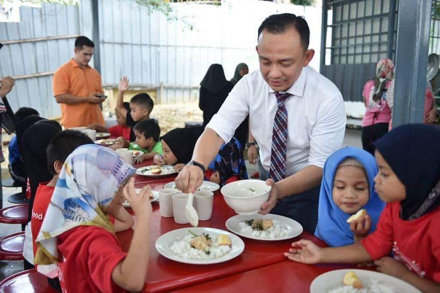 Malaysia's Education Minister Maszlee Malik said his ministry cares about the pupils' diet and will always push forward various incentives to ensure the children have access to nutritious food.