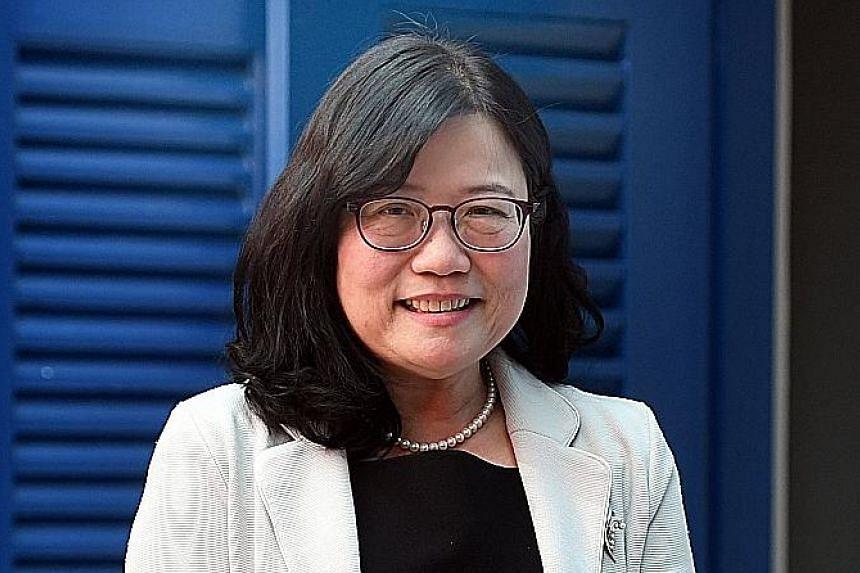 ASSOCIATE PROFESSOR CHIA NGEE CHOON