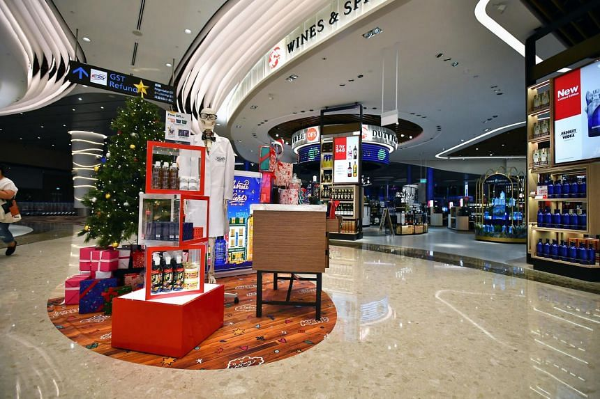 Its duty-free stores will close in June 2020, when the current lease expires, to make way for a new player.