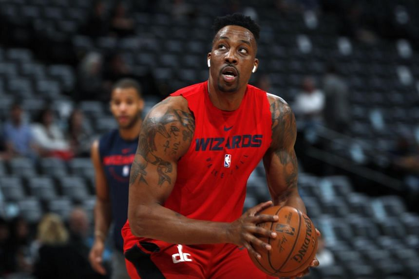 Dwight Howard agreed to surrender US$2.6 million (S$3.6 million) of his guaranteed US$5.6 million salary to secure a buyout of his existing contract with the Memphis Grizzlies.