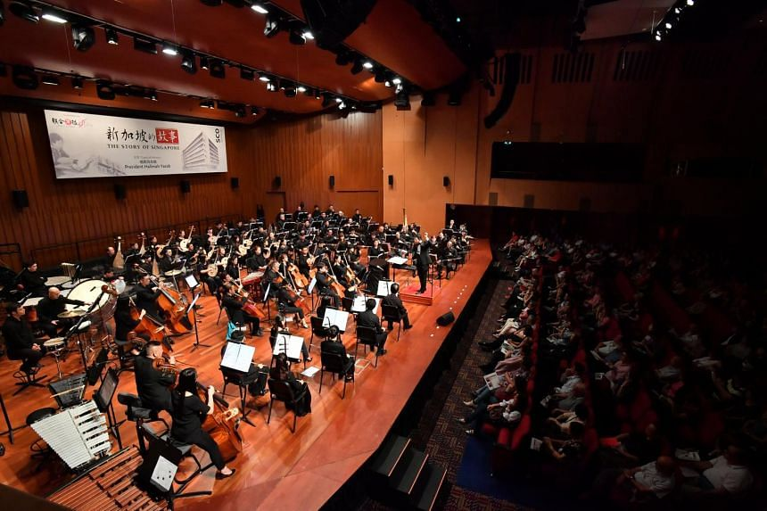 Each of the Singapore Chinese Orchestra concerts in Europe will have a different programme. These concerts will be held as part of existing music festivals or concert series in these cities.
