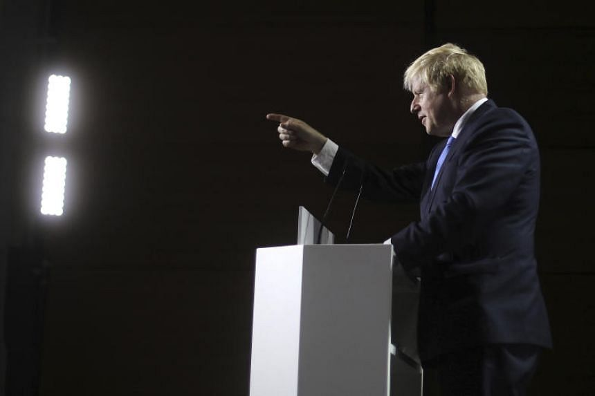 British Prime Minister Boris Johnson has 68 days to convince the EU to give him a new Brexit deal, with neither side so far willing to compromise on the most contentious issues. If he can't get a deal, he says Britain will leave the bloc anyway.