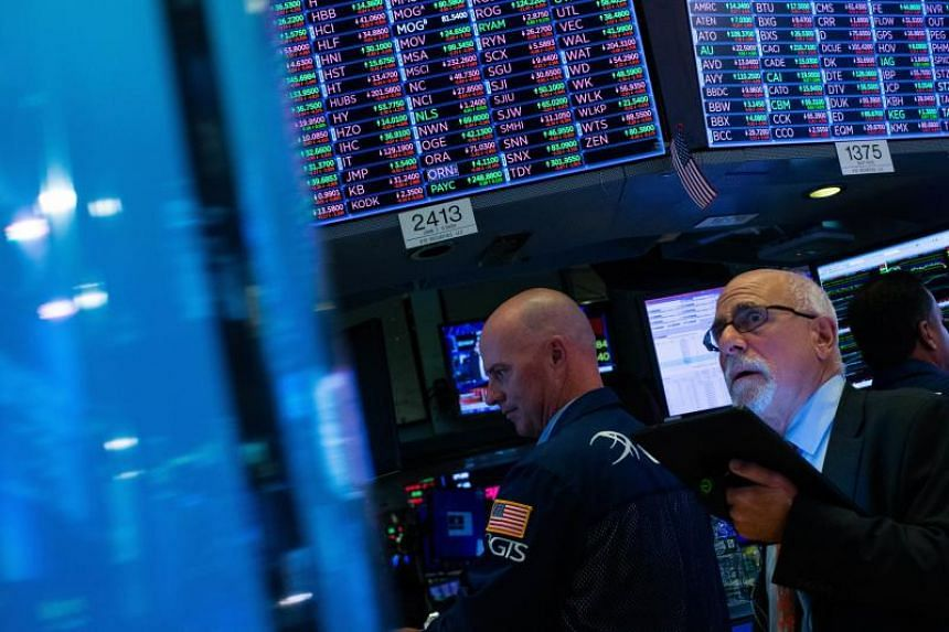The benchmark Dow Jones Industrial Average gained just over than 1.0 per cent to end the session at 25,898.83, while the broader S&P 500 gained 1.1 per cent to close at 2,878.38.