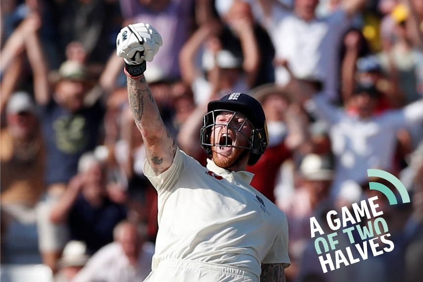 Our weekly sports podcast raves about Ben Stokes' great individual sporting performance in cricket.