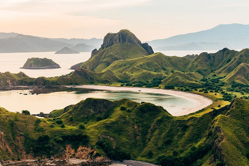 With nearly 2,000 islands, Indonesia presents numerous ways to escape the hustle and bustle of the city. PHOTO: INDONESIA TOURISM