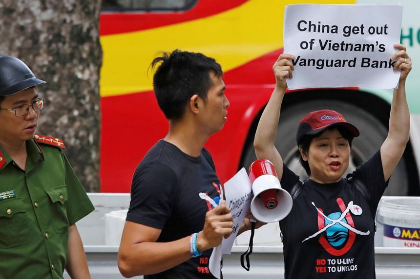 Vietnam and China have for years been embroiled in a dispute over the potentially energy-rich stretch of waters and a busy shipping lane in the South China Sea.