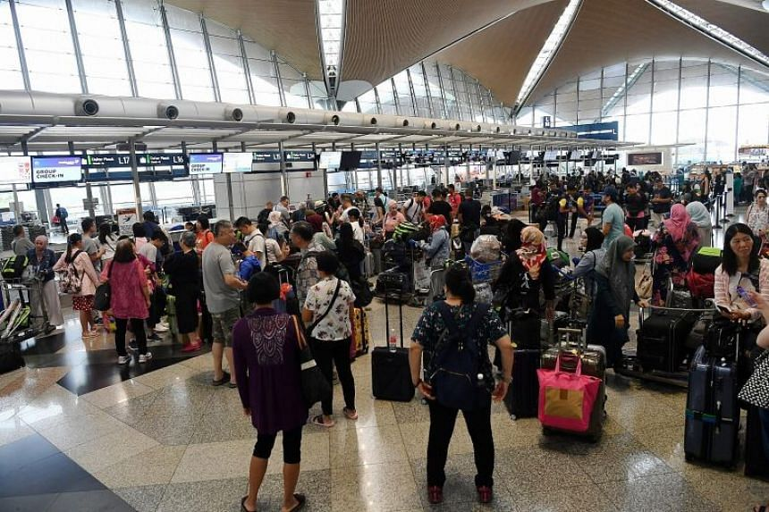 The systems disruption, which began on Aug 21, 2019, had affected key functions at the airports, such as the WiFi connection, flight information display system, check-in counters and the baggage handling system.