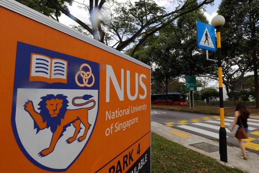The size of the National University of Singapore's reserves has been the topic of a few letters from ST readers.