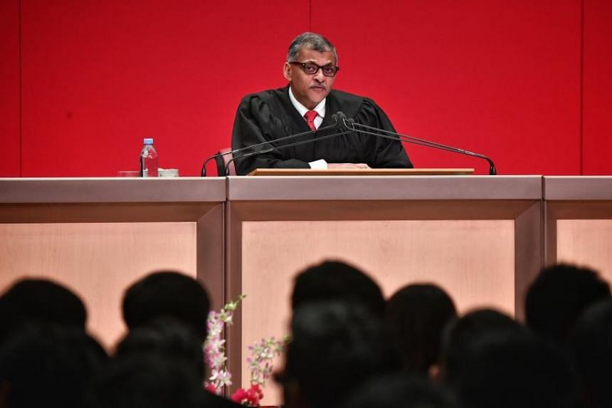 """Chief Justice Sundaresh Menon observed that for centuries, the legal profession has been described as a """"learned profession"""". But in an age of constant change, that means a commitment to lifelong learning."""