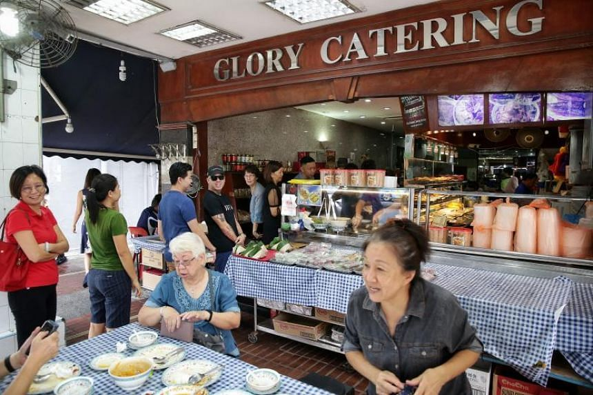 While the closure of Glory Catering's 40-seat eatery in Katong may seem abrupt, it has been in the works for two years.