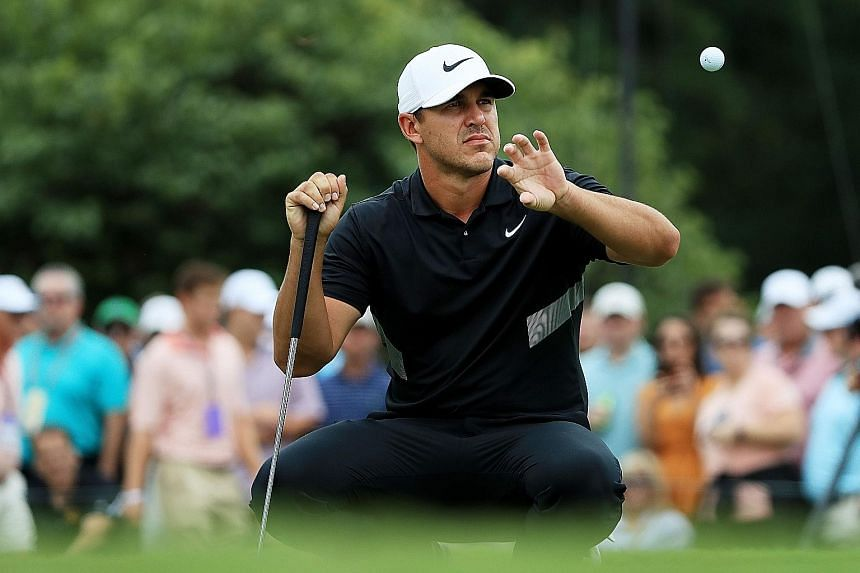 Brooks Koepka's wins at the PGA Championship, WGC-FedEx St. Jude Invitational and C.J. Cup helped him clinch the PGA of America Player of the Year title.