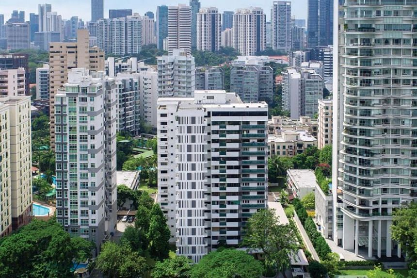 City Towers, which is near the Newton and Stevens MRT stations, is located in an enclave of private residential apartments and landed housing estates in District 10.