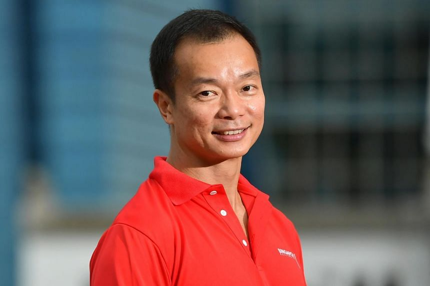 Former sailor and Olympian Ben Tan, who competed at the Atlanta 1996 Olympic Games.