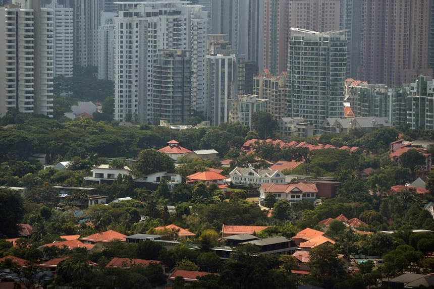 Hong Kong citizens purchased just 12 apartments in Singapore in the first half of 2019, down from 32 in the first six months of 2018.