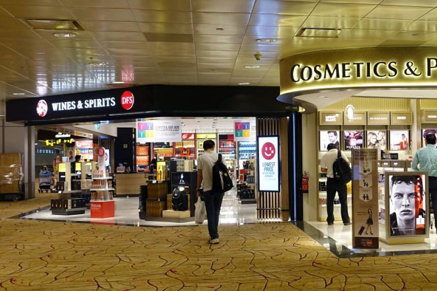 DFS decided not to bid to continue selling alcohol and cigarettes at Asia's third-busiest airport for international passengers, after almost 40 years.