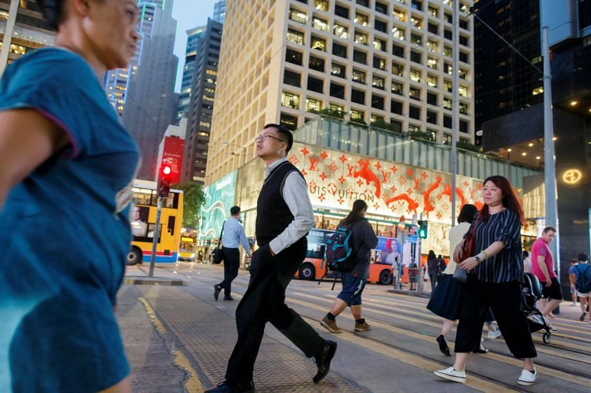 Multinational companies are holding off on business expansions in Hong Kong, therefore making them less eager to send overseas expatriates to the city.