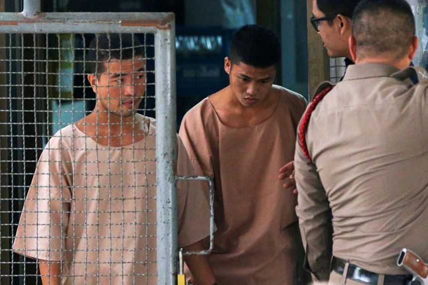 Killers of Thailand backpackers to face death penalty as court upholds convictions