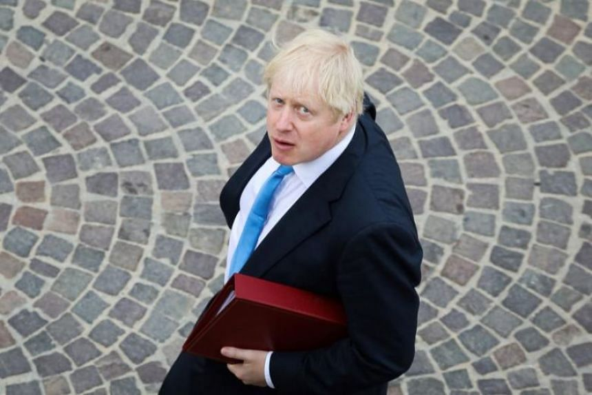The shock move was criticised as a means for British Prime Minister Boris Johnson to evade scrutiny of plans for leaving the European Union or of any new deal he strikes with the EU.