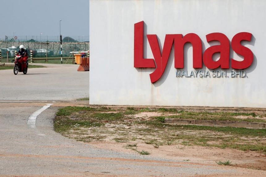 Lynas mines rare earth ore from a deposit in Mount Weld, Australia, and processes them at its plant in Pahang.