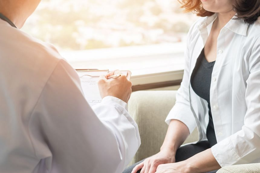 According to the Singapore Cancer Society, 29.1 per cent of cancers diagnosed in women here in 2015 were breast cancer, making it the most common cancer amongst females. PHOTO: ISTOCK