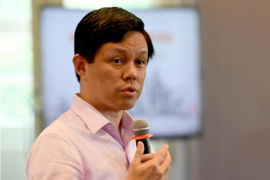 Trade and Industry Minister Chan Chun Sing is confident that a united Asean could manage challenges.