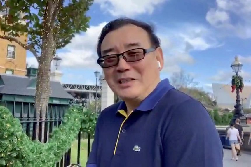 Yang Jun has been detained in China since January without access to his lawyer or family.
