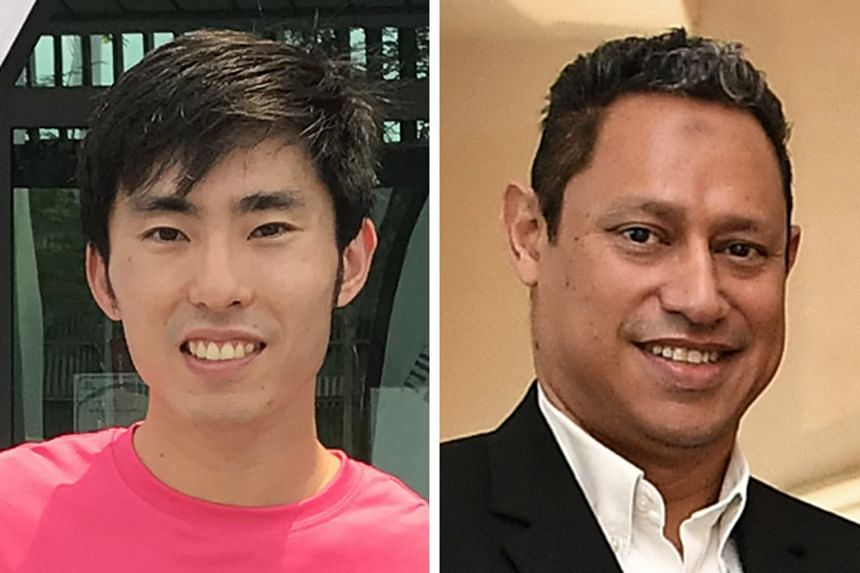 Marathoner Soh Rui Yong and Singapore Athletics' Malik Aljunied are involved in a spat over the latter's social media post.