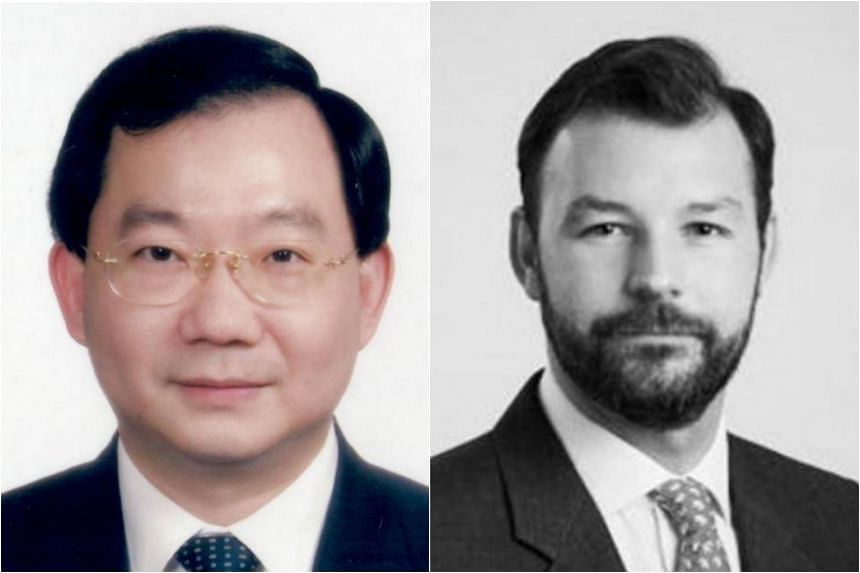 Andrew Cheng (left) joins RBC Wealth Management's Hong Kong team as executive director, private banking, while Andrew White (right) has been appointed director, private banking, for its Singapore office.