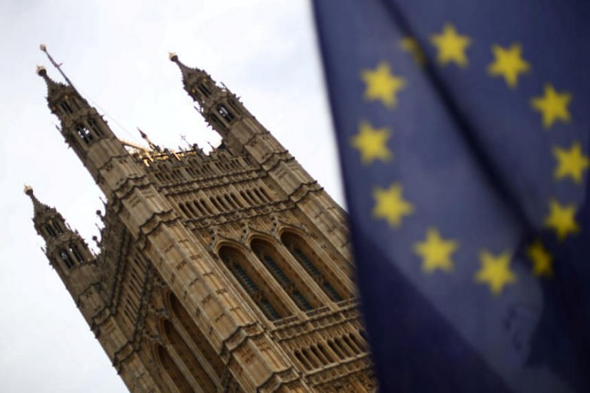 An EU diplomat said the British side presented no detailed ideas on what could replace the most contentious part of the divorce deal called the backstop.
