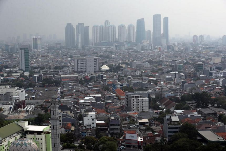 The current Indonesian capital will undergo a 571 trillion rupiah (S$55.5 billion) urban regeneration in the next 10 years.