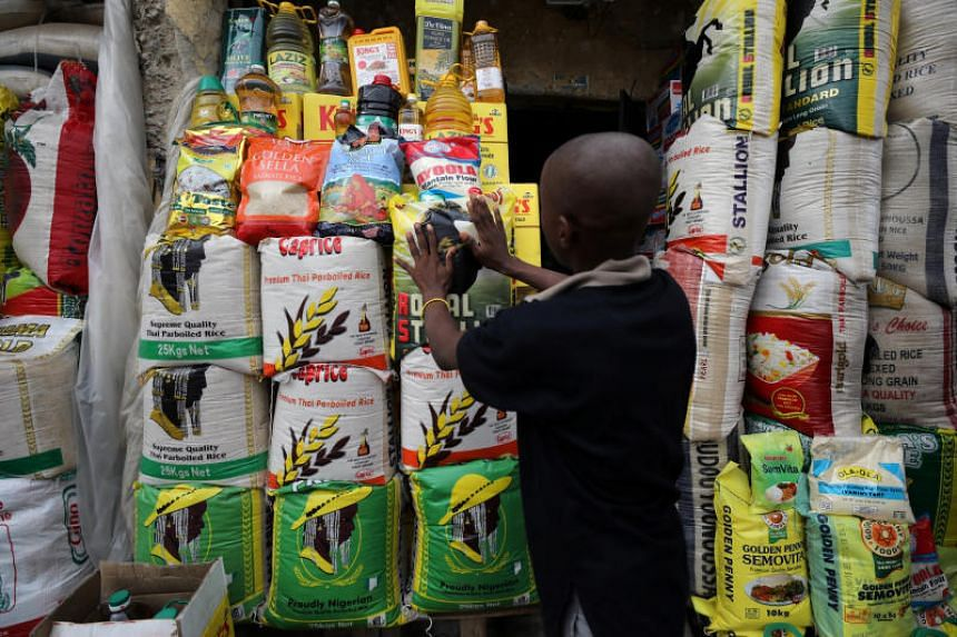 "Nigeria is targeting ""massive smuggling activities, especially of rice, taking place on that corridor""."