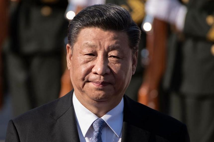 Chinese President Xi Jinping is expected to review the nation's achievements over the past 70 years and also talk about China's future.
