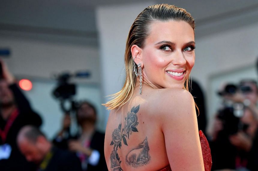 Scarlett Johansson tackles painful divorce tale in 'fated