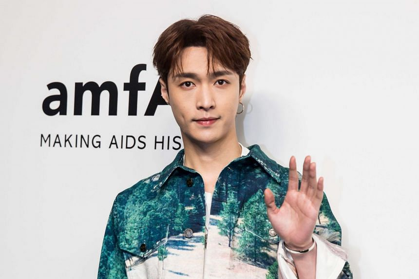 Some netizens, upset over singer Lay Zhang's support of the police's handling of pro-democracy demonstrations in Hong Kong, have posted personal details of his family members.