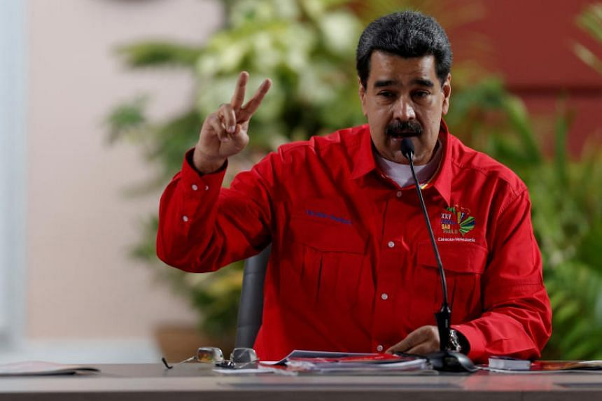 Venezuelan President Nicolas Maduro and his allies have long denied they are providing material support to Colombian rebels, and portray the US claims part of a Western media-hyped campaign to pave the way for an invasion.