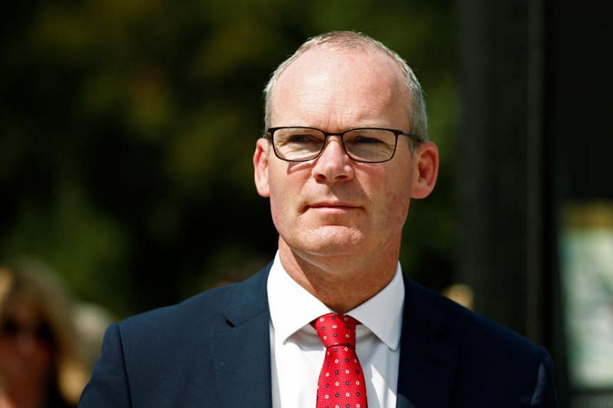 """Ireland's Minister of Foreign Affairs Simon Coveney said he """"will not allow a really important element of the withdrawal agreement to be removed""""."""