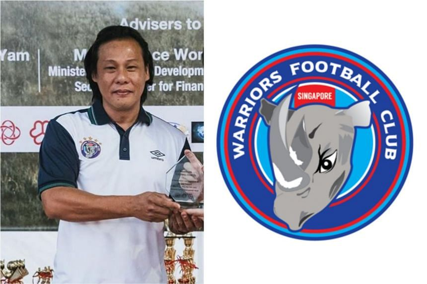 Paul Poh told The Straits Times he has not resigned from his roles at Warriors, and indicated he would not make any further comments on the FAS' directive until he had learnt more about it.