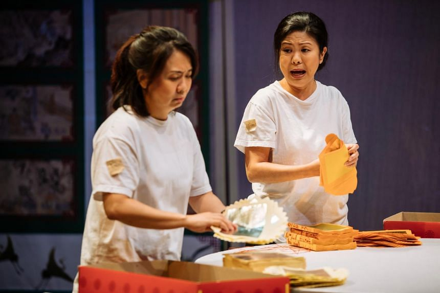 Playwright Zenda Tan's debut script of Eat Duck is immensely relatable, with recognisable character types.