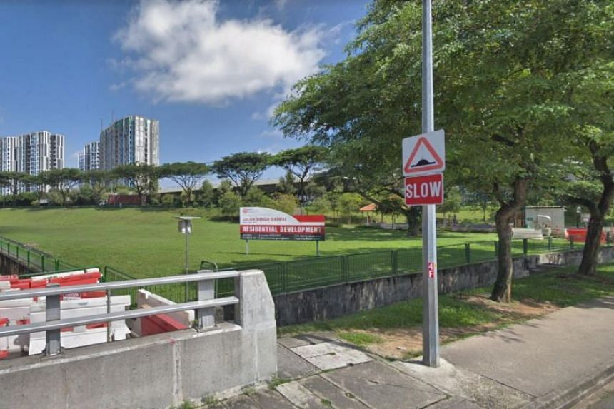 The site could potentially yield about 115 residential units, and has a maximum building height of 64m above mean sea level.