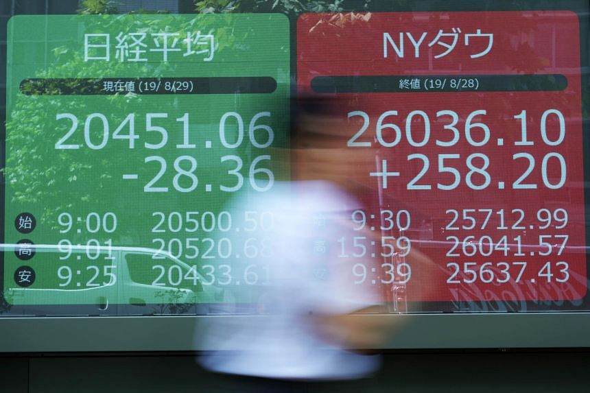 Japan's Nikkei index jumped 1 per cent while South Korea's KOSPI index gained 1.5 per cent and Australian shares rose 0.9 per cent.